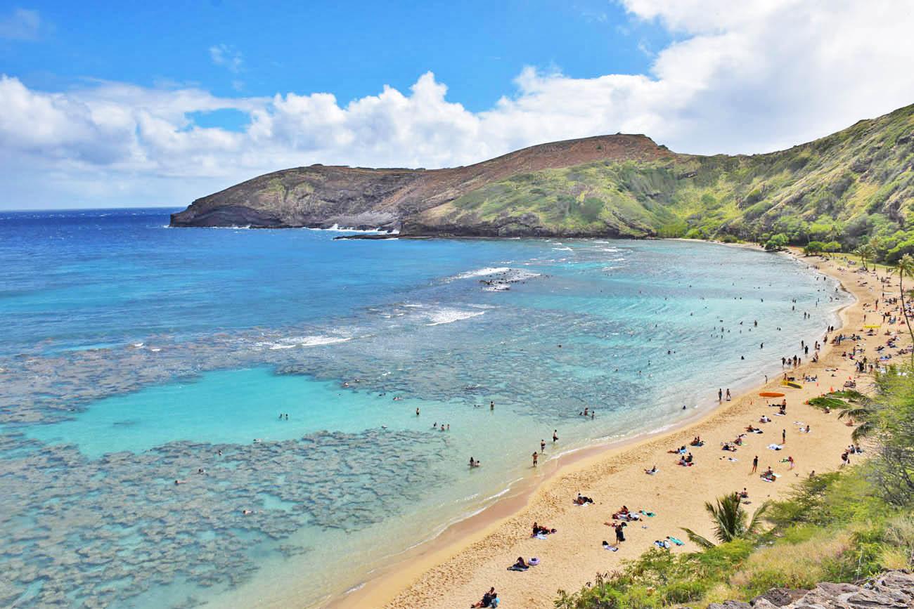 dicas de Oahu - Havai - Hanauma Bay
