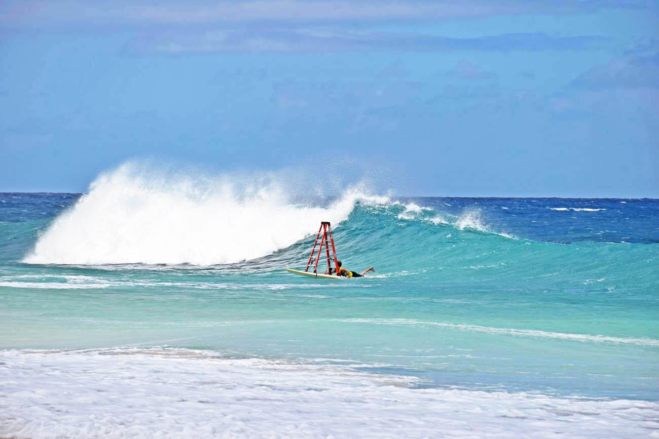 Banzai Pipeline - North Shore - Oahu - Hawaii