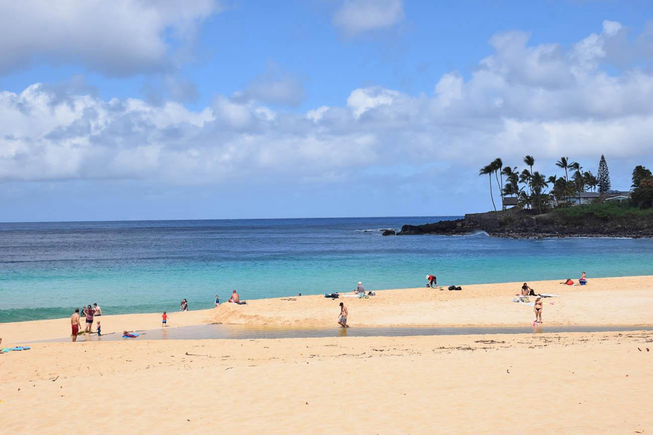 Waimea Bay - North Shore - Oahu - Hawaii