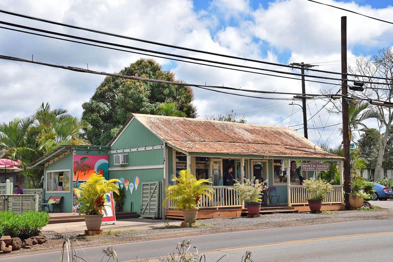 Haleiwa Town - North Shore - Oahu - Havai