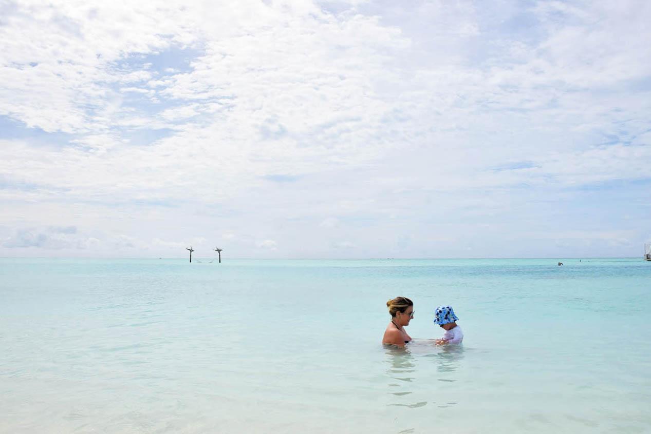 Anantara Dhigu Maldivas com crianças - praia - hotel kids friendly Maldives