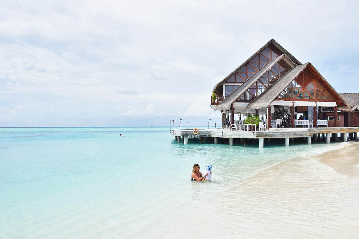 Anantara Dighu Maldives restaurants Sea Fire Salt