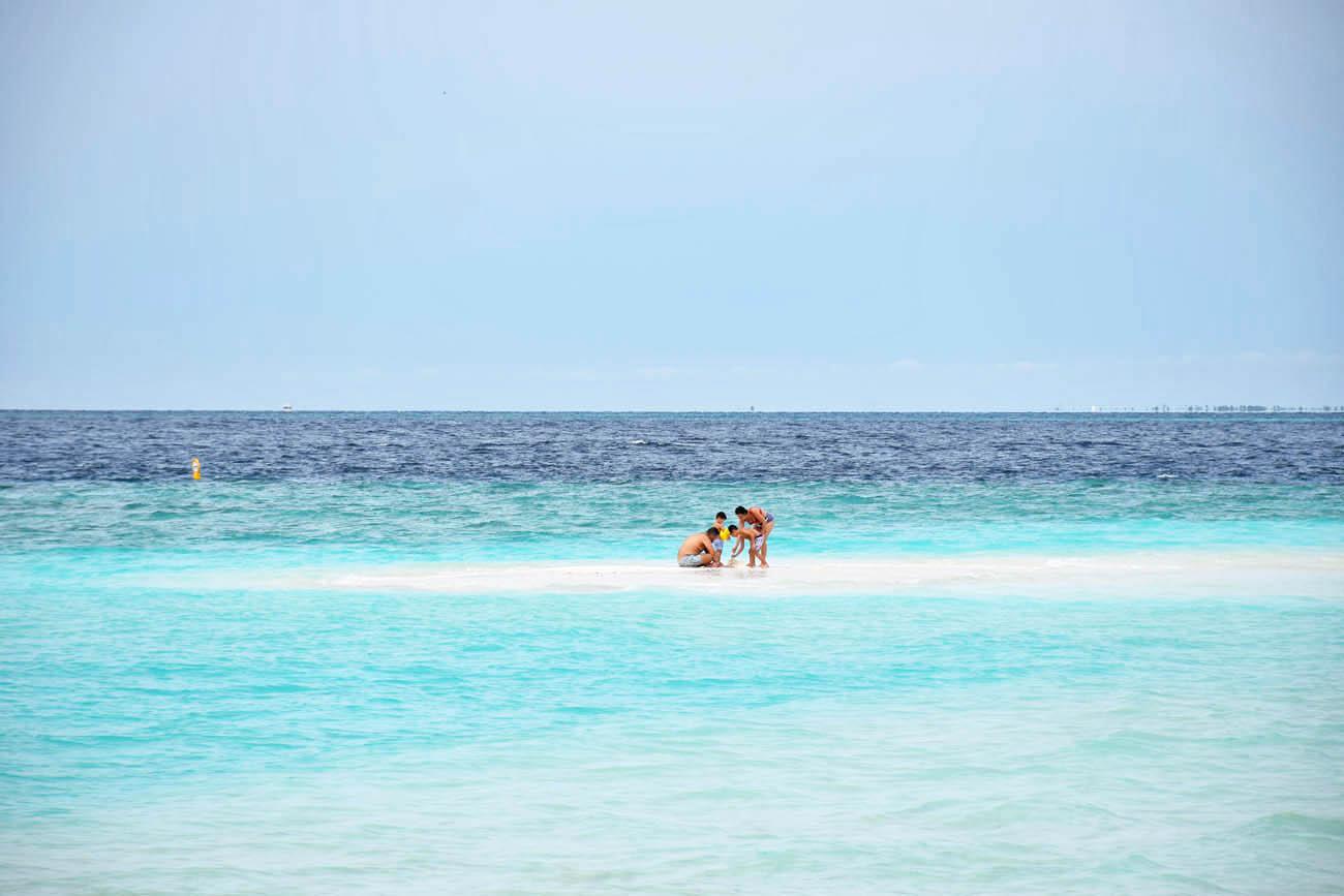 Anantara Dhigu private island gulhifushi picnic