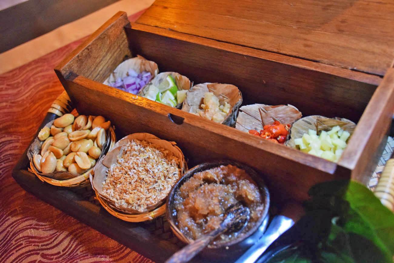 Anantara Veli Maldives - restaurants - Baan Huraa thai