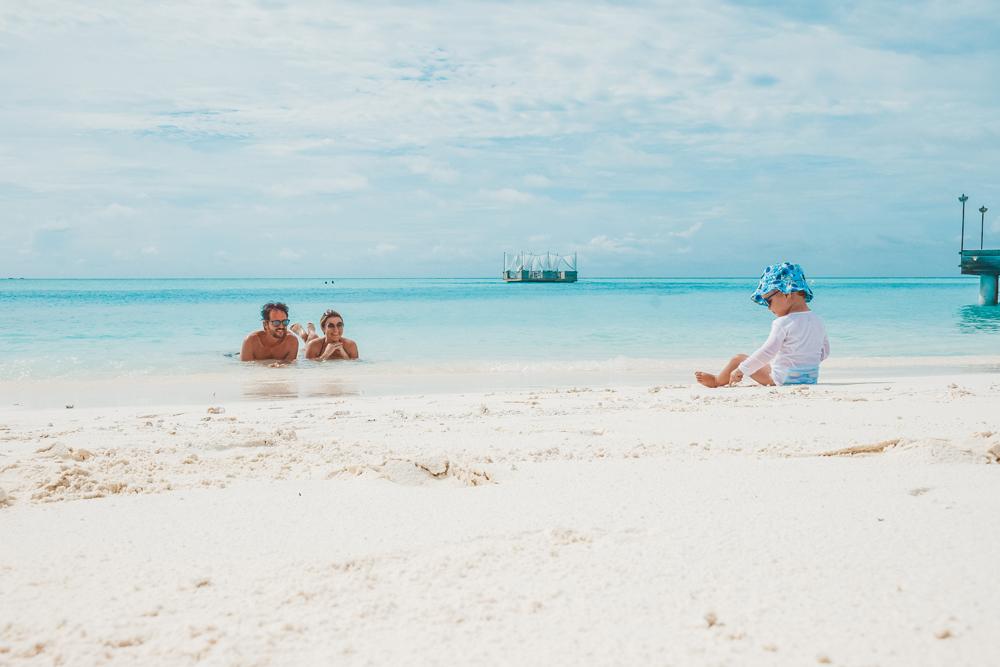Maldivas com criancas Anantara Dhigu