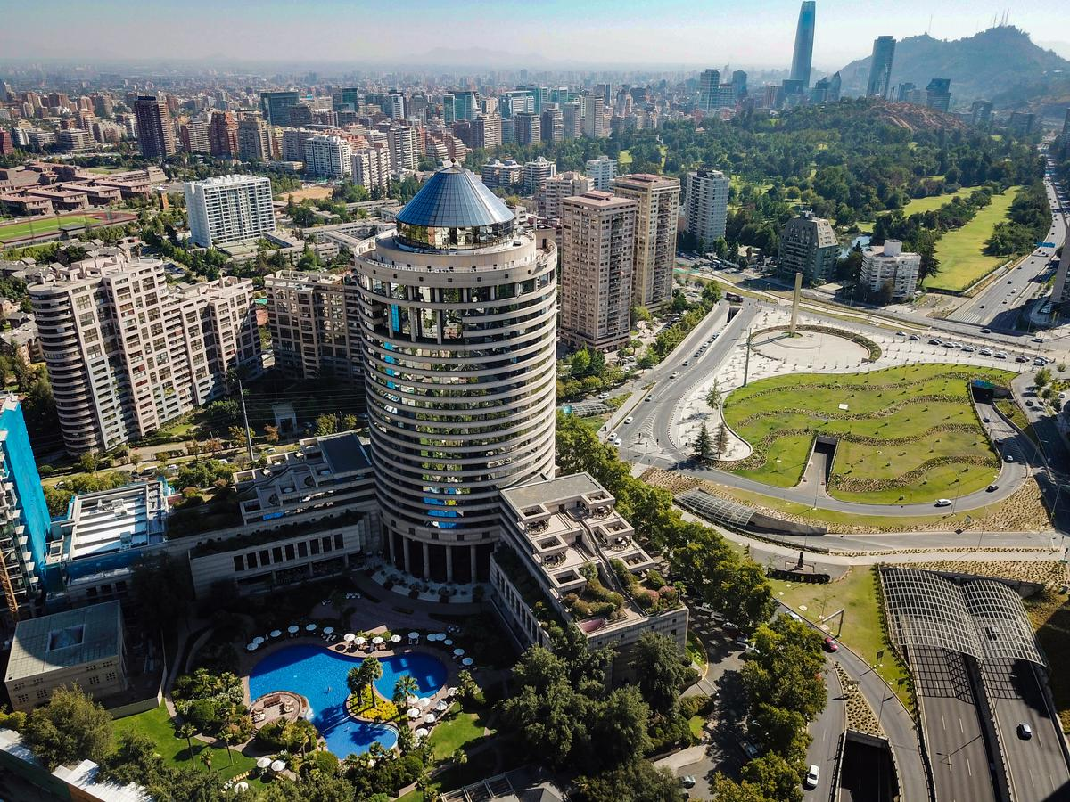 Mandarin Oriental Santiago Chile Hotel