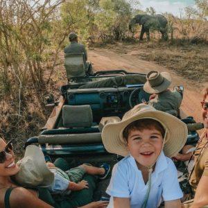 The Royal Portfolio - Africa do sul com crianças - safari Royal Malewane - kids friendly