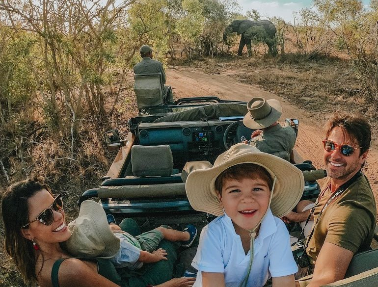 The Royal Portfolio - Africa do sul com crianças - safari Royal Malewane - kids friendly