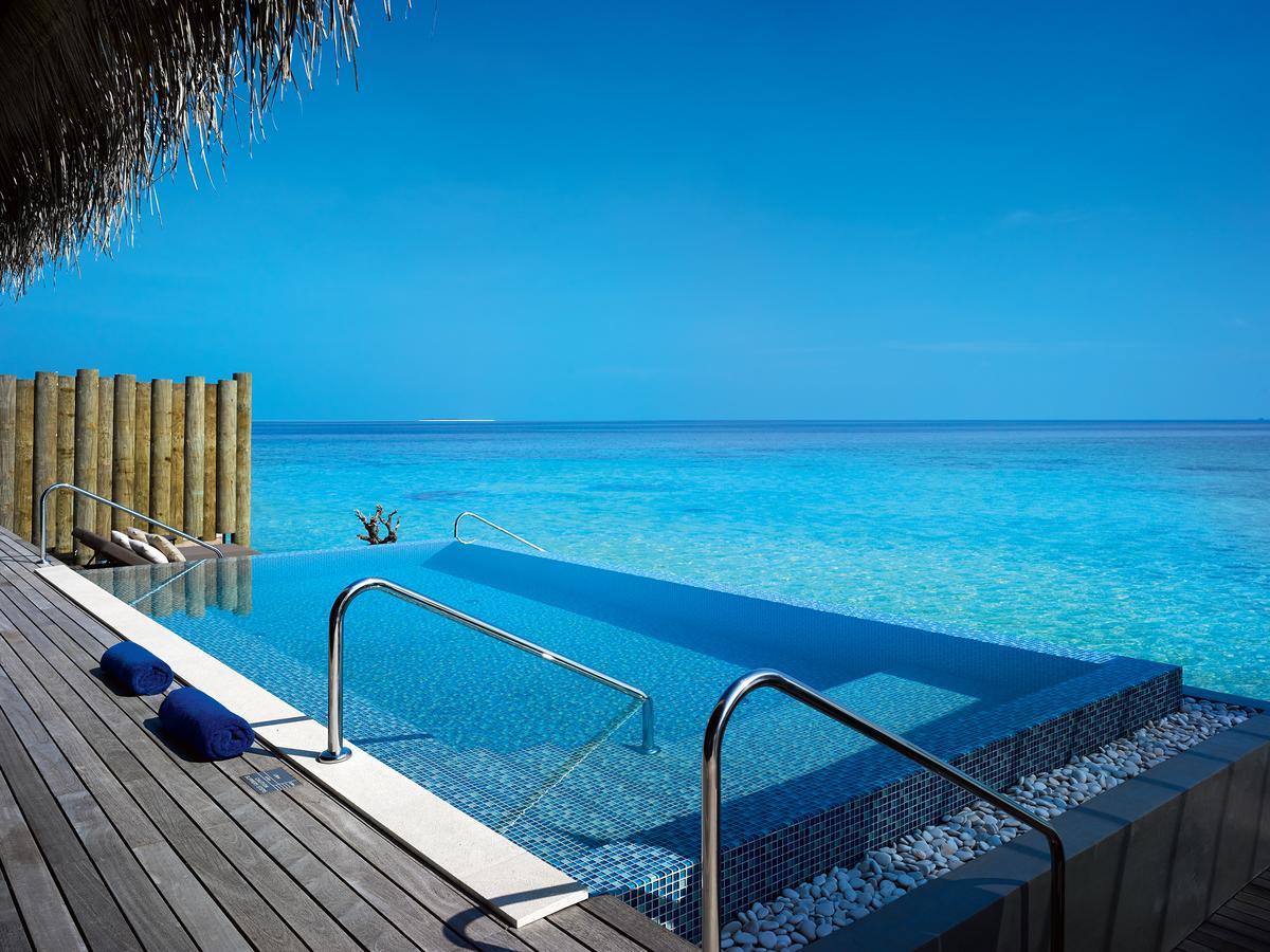 VELAA Private Island Maldives - resort kids friendly