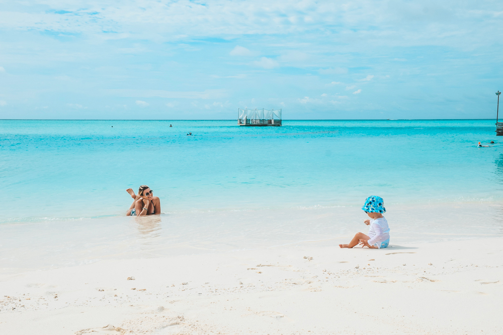 Anantara Dhigu - hotel kids friendly Maldives
