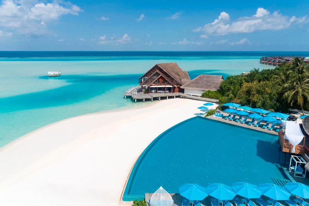 Anantara Dhigu Maldives - pool