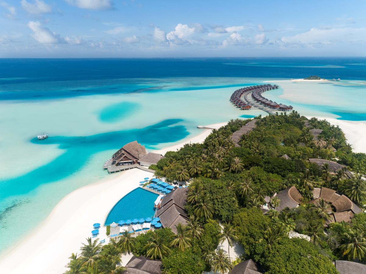 Anantara Dhigu Maldives Resort - melhor localização das Maldivas