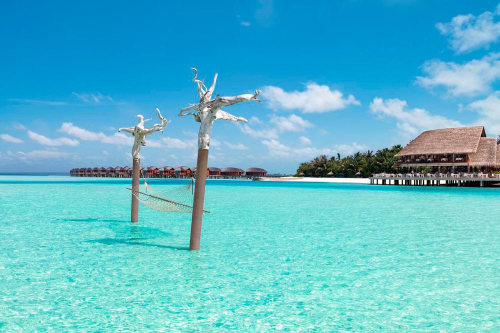 Anantara Dhigu Maldives - onde ficar nas Ilhas Maldivas