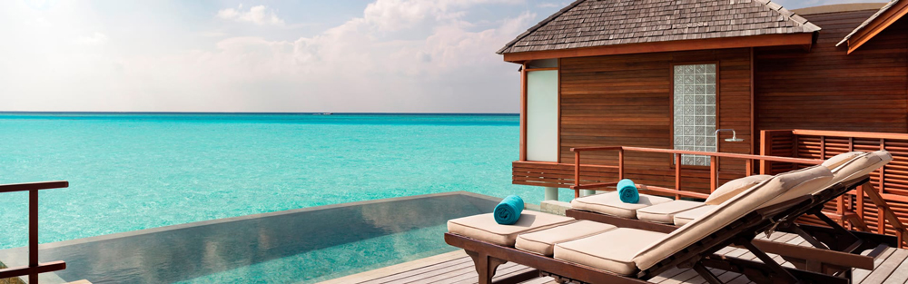 Anantara Dhigu Over Water Pool Suite Maldives