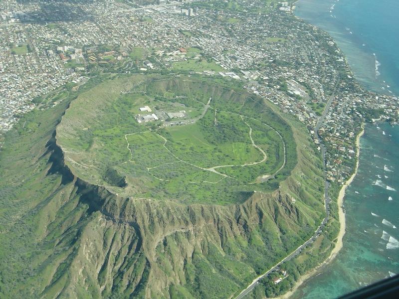 Diamond Head Oahu