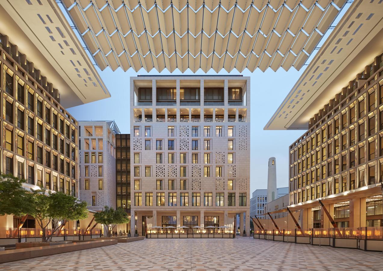 mandarin oriental doha qatar hotel