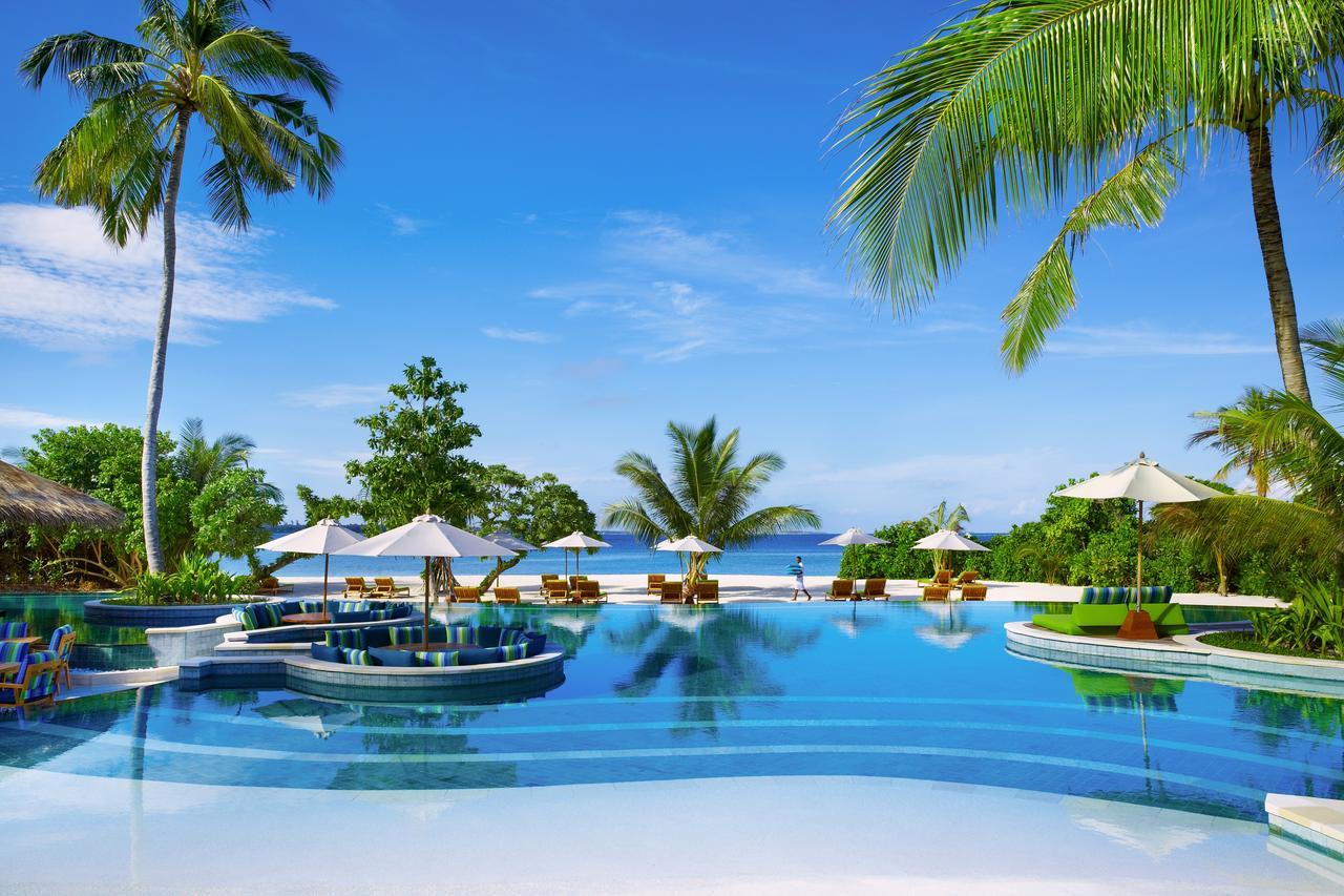 Six Senses Laamu Maldives - resort pool