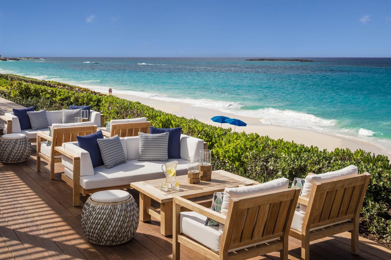 Four Seasons Resort Nassau Bahamas - The Ocean Club beach