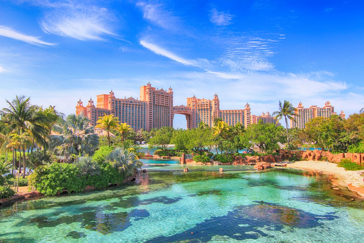 The Royal Atlantis - resort Nassau Paradise Island Bahamas