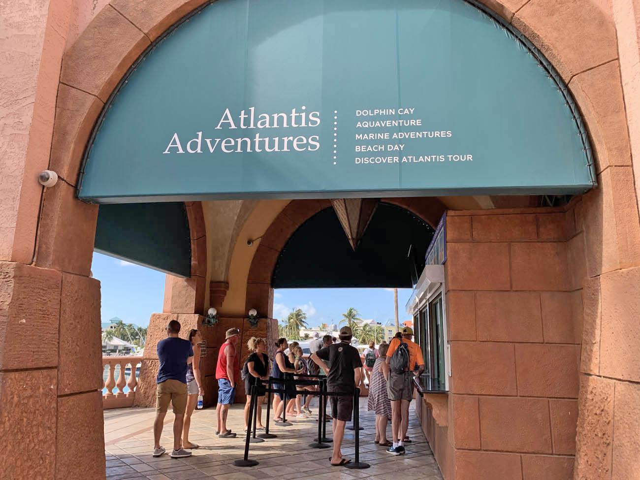 Atlantis Bahamas - parque aquático Aquaventure