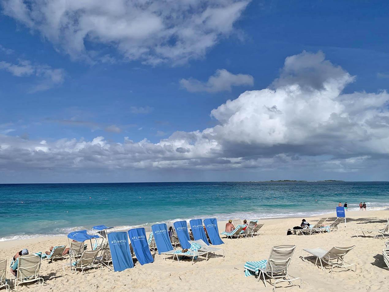 praia do Atlantis Bahamas - Paradise Island - Nassau