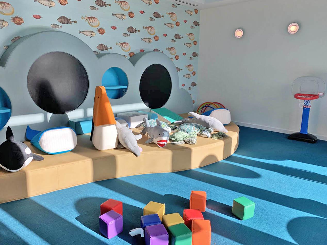 Baha Mar - Nassau - Bahamas - where to stay - kids club