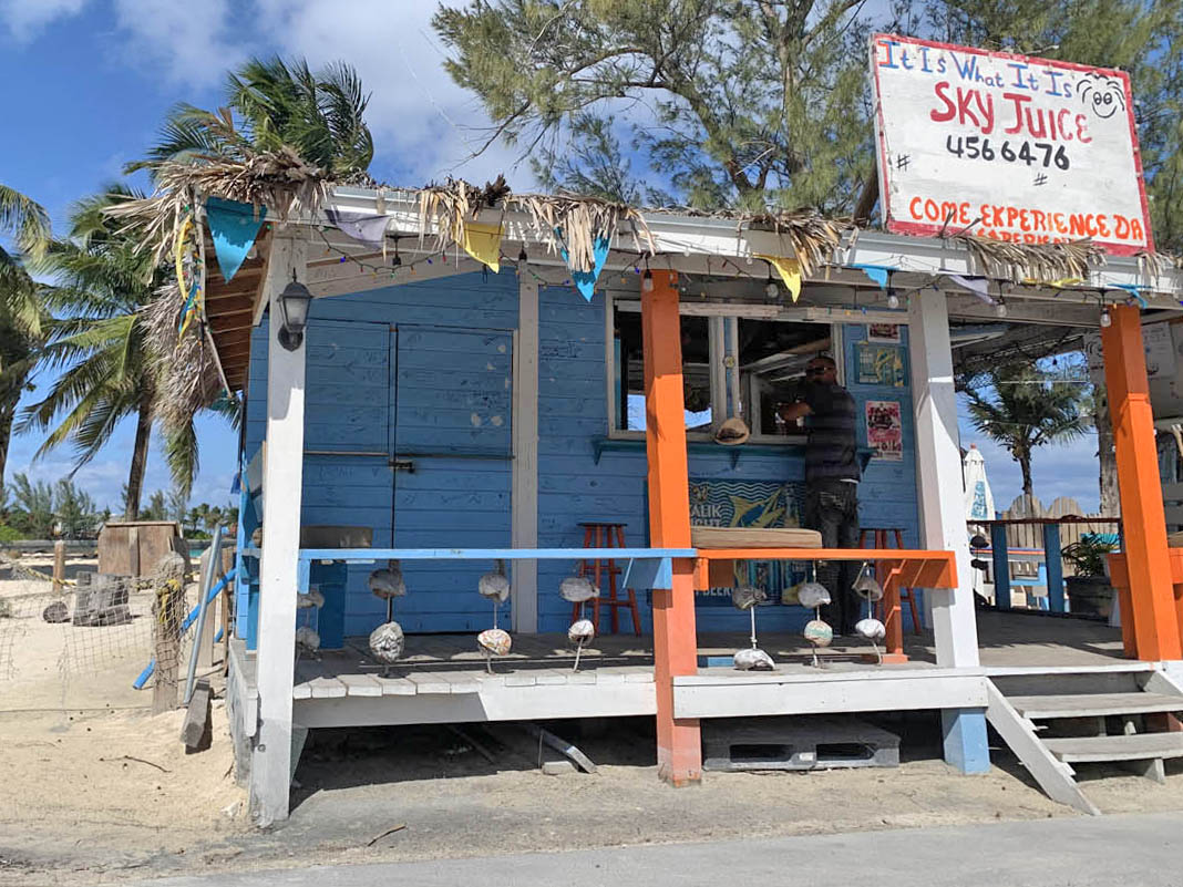 Dicas de Nassau - Arawak Cay - Fish Fry Street - Bahamas - restaurantes locais