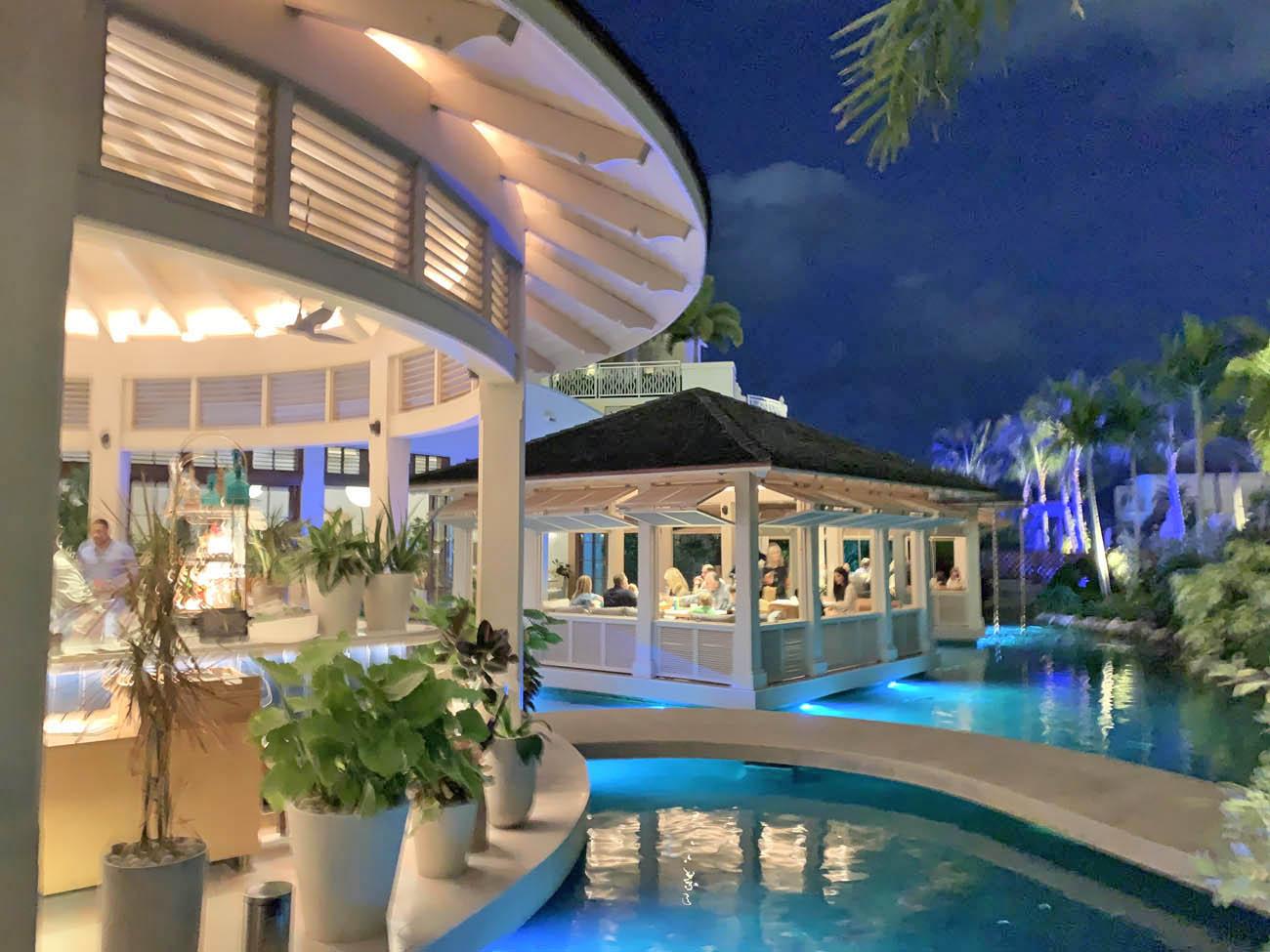 Dicas de Nassau - Restaurantes - onde comer - Costa - Mexicano - hotel Rosewood Baha Mar