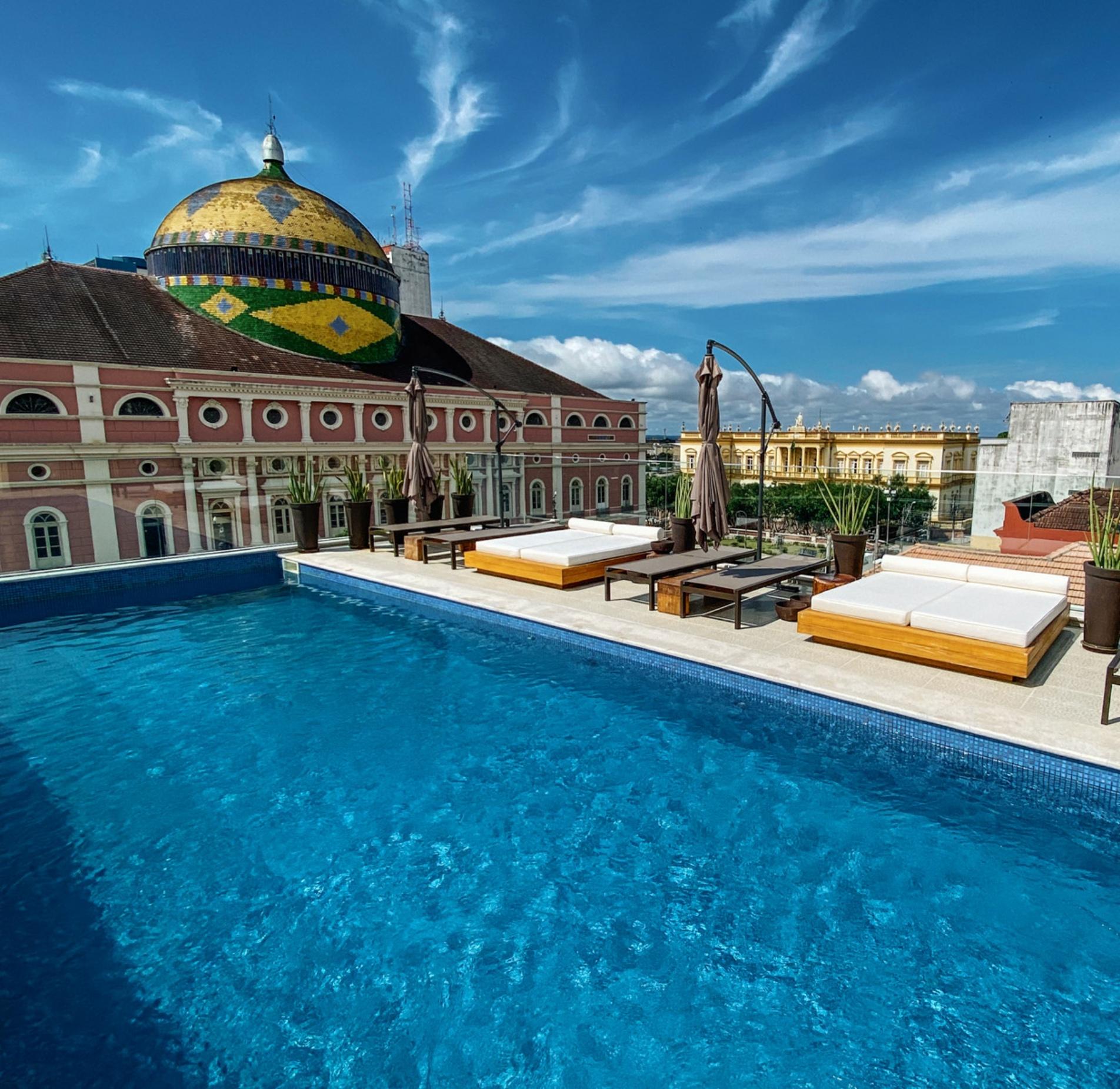 Juma Opera - melhores hotéis de manaus