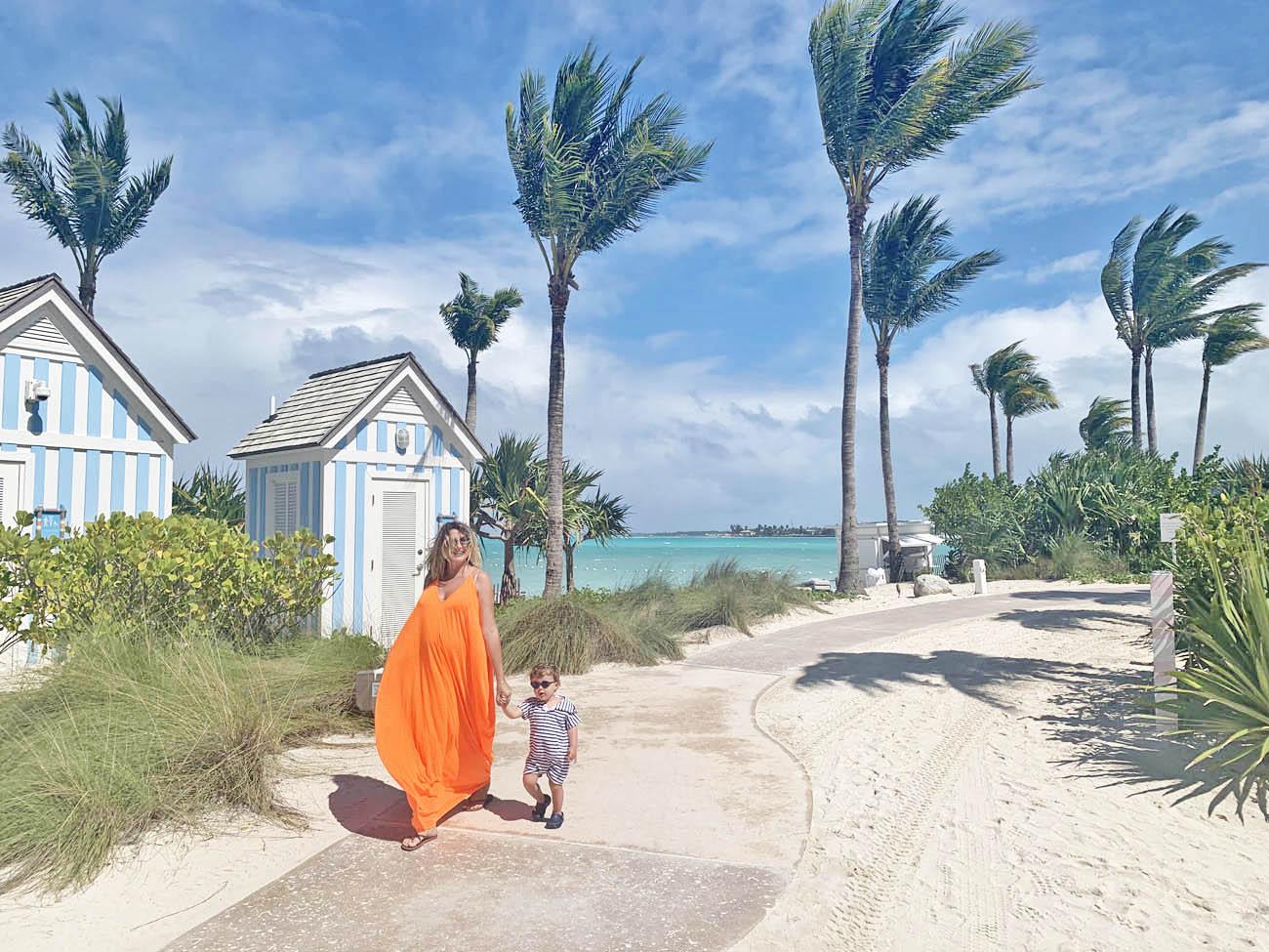 Melhor época para ir Bahamas Nassau - clima