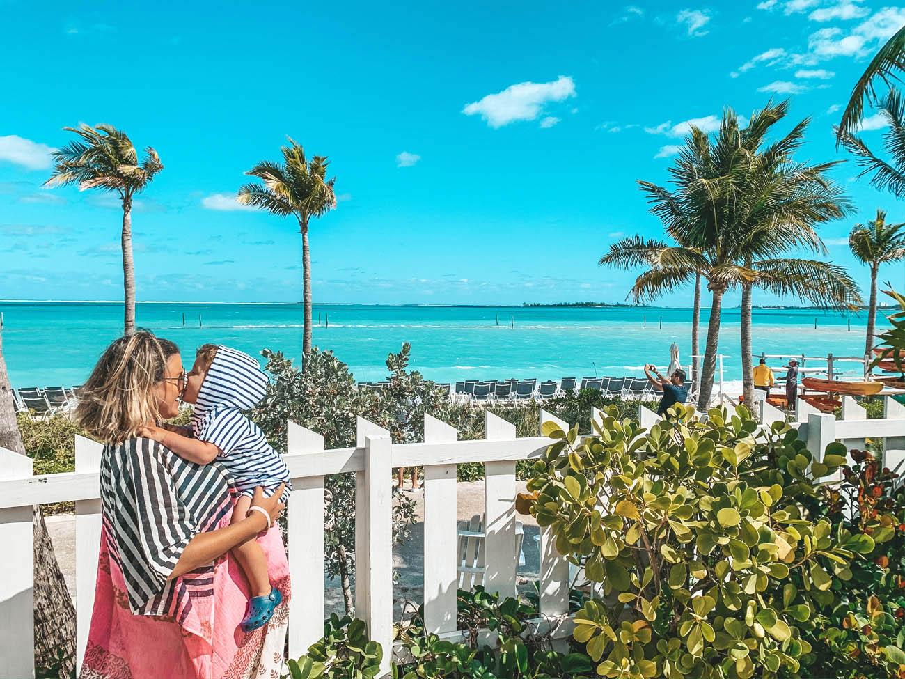 Praias de Nassau - Cable Beach - Baha Mar - Bahamas
