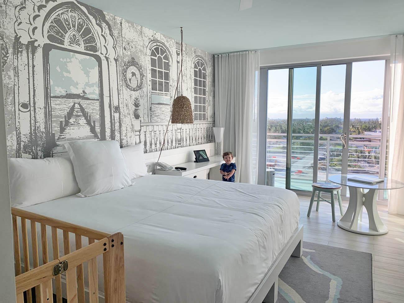 SLS Baha Mar - Nassau - Bahamas - where to stay
