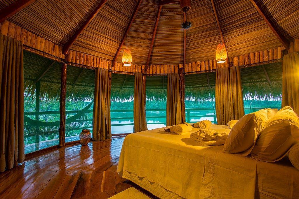 juma amazon lodge - melhores hotéis da Amazônia