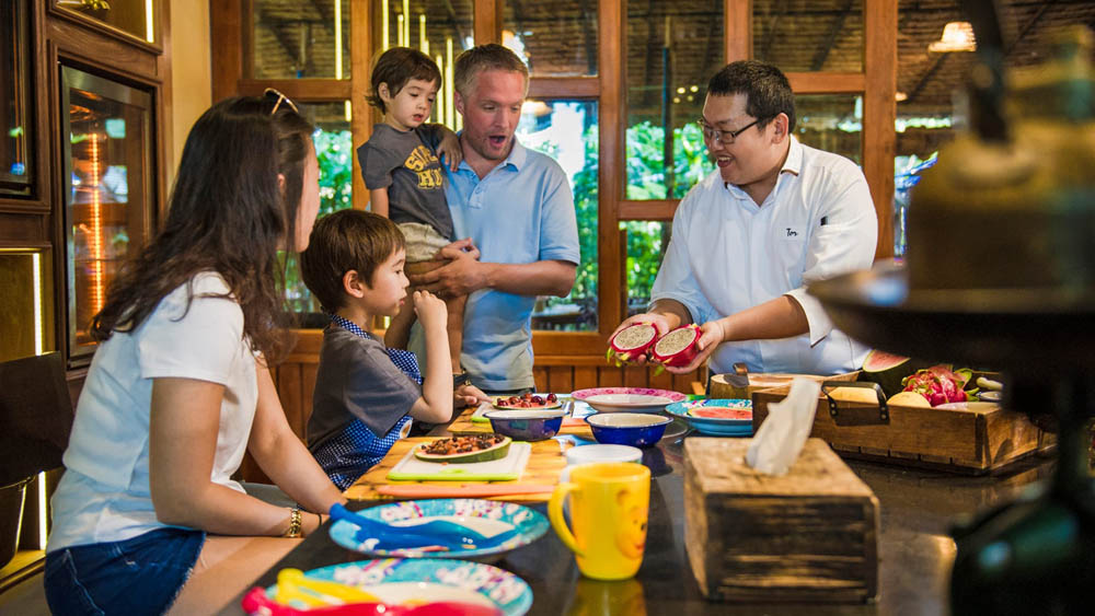 Four Seasons Chiang Mai - hotel kids friendly tailandia