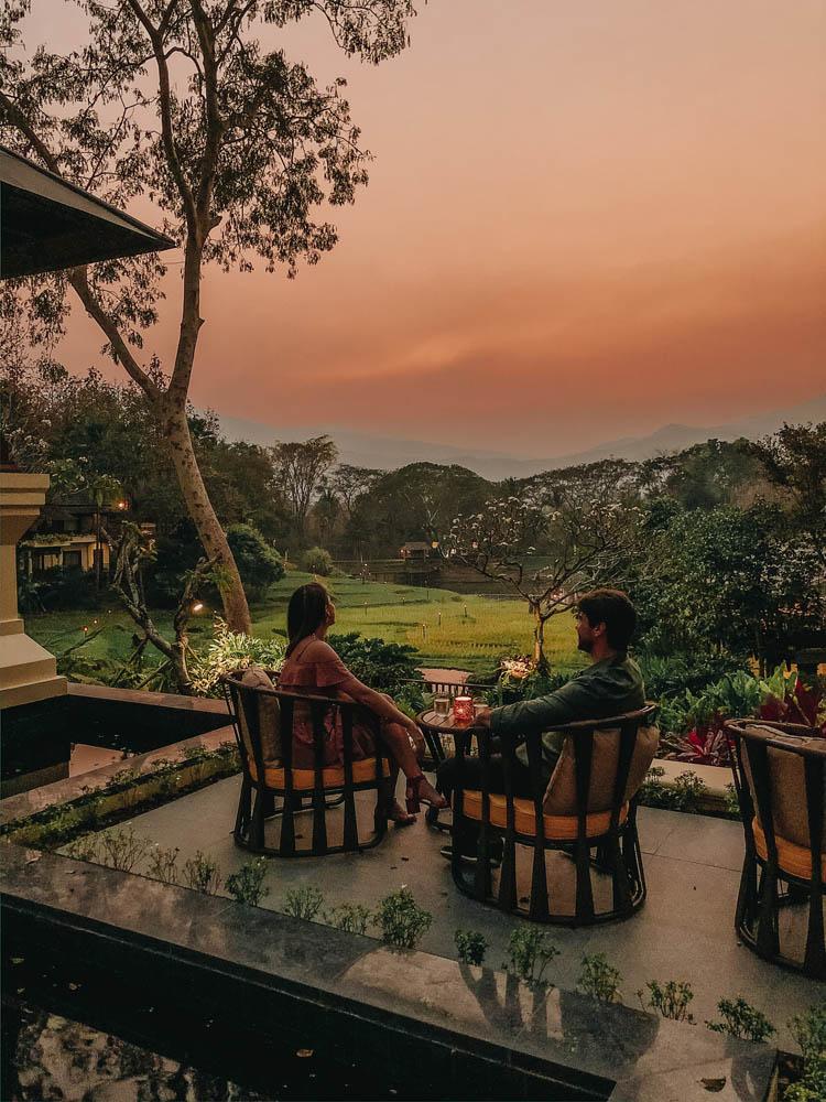 Four Seasons Chiang Mai - hotel de luxo Tailândia