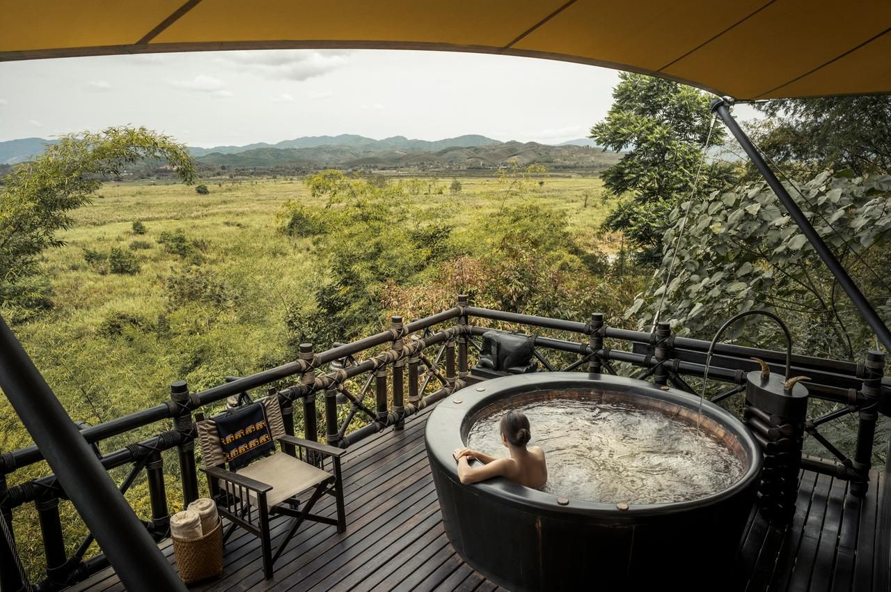 Four Seasons Tented Camp Golden Triangle - Chiang Rai - norte da Tailândia