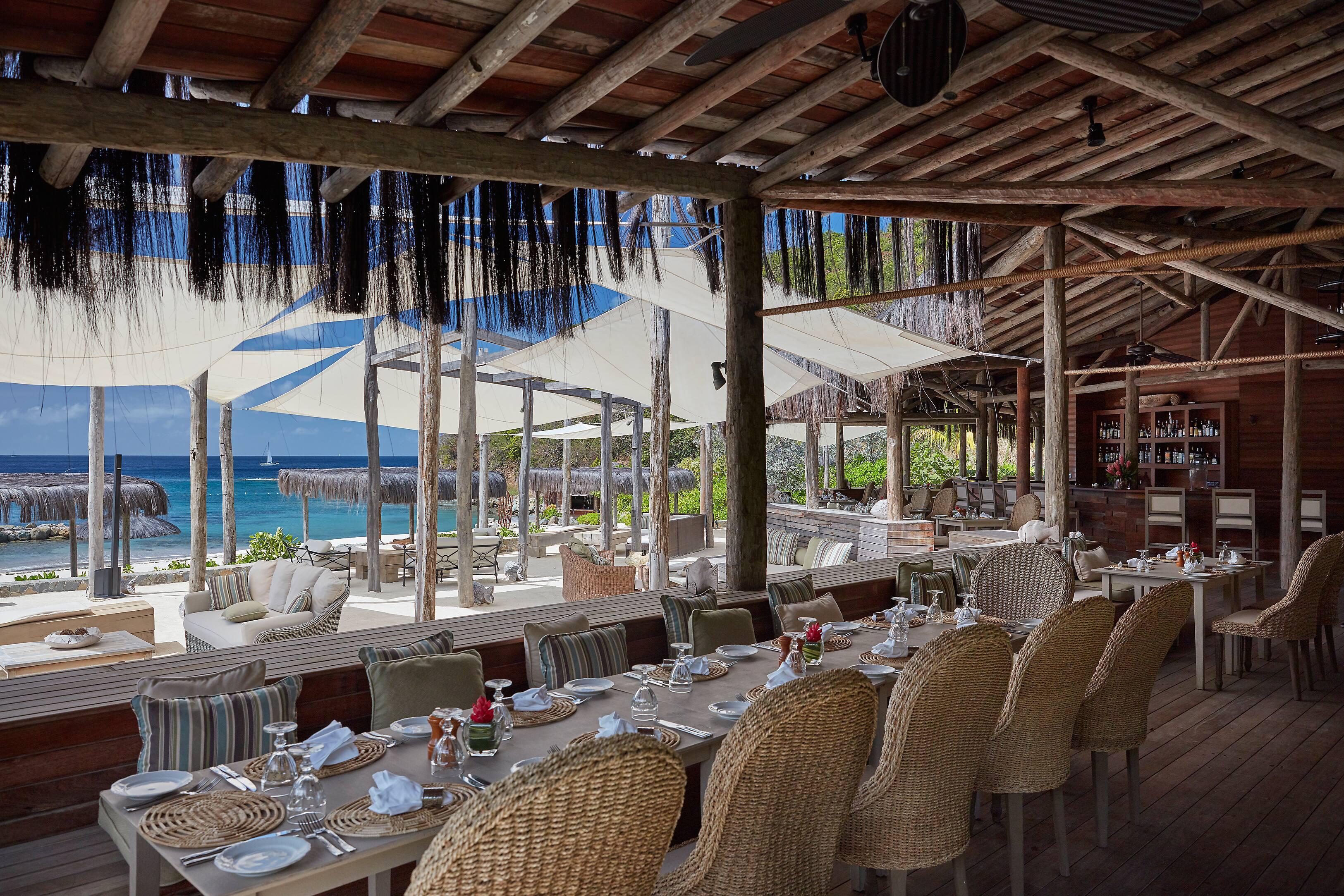 L'Ance Guyac Beach Club - Grenadines Estate - Mandarin Oriental Canouan