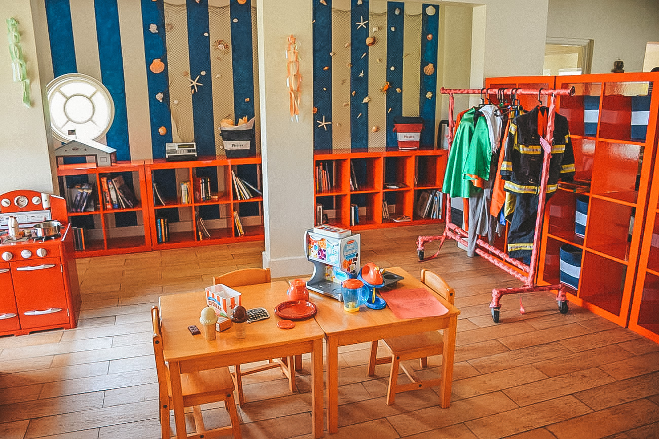 Mandarin Oriental Canouan Kids Club