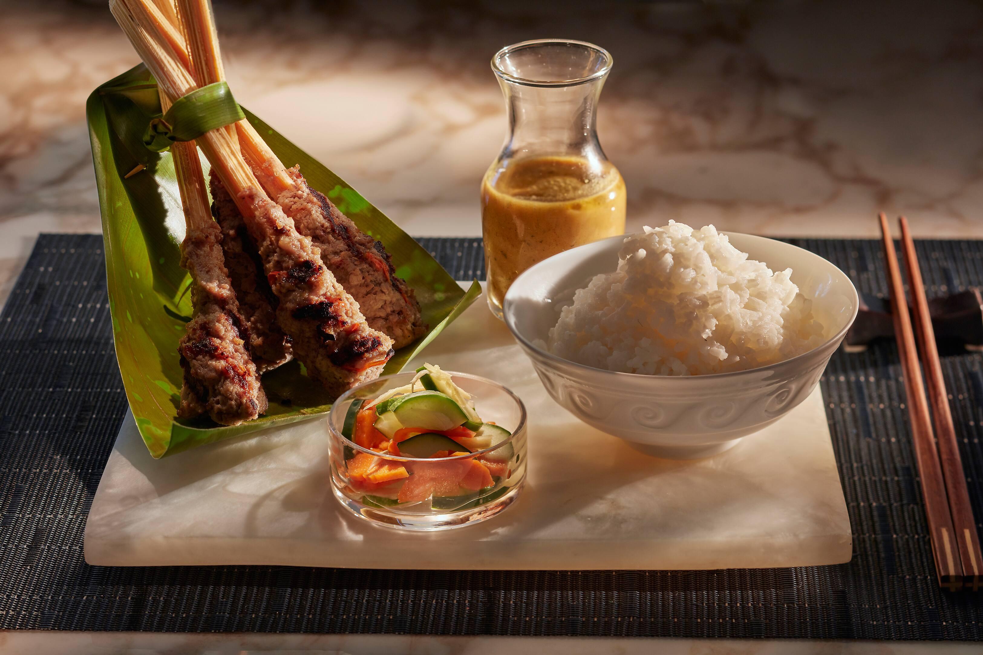 Mandarin Oriental Canouan - Asianne Restaurant