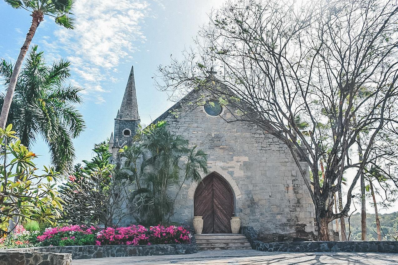 destination-wedding-caribe---mandarin-oriental-canouan - igreja anglican church
