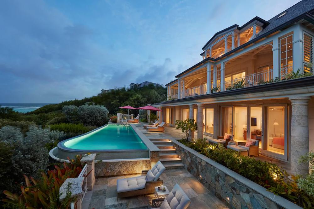 Lagoon Villa - Mandarin Oriental Canouan