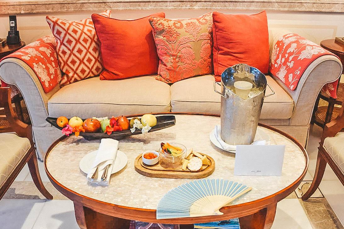 Mandarin Oriental Canouan - one bedroom suite - ocean view