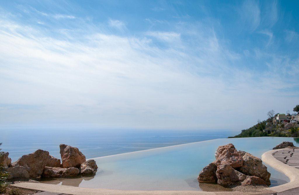 Monastero Santa Rosa Hotel E Spa ITALIA costa amalfitana piscina