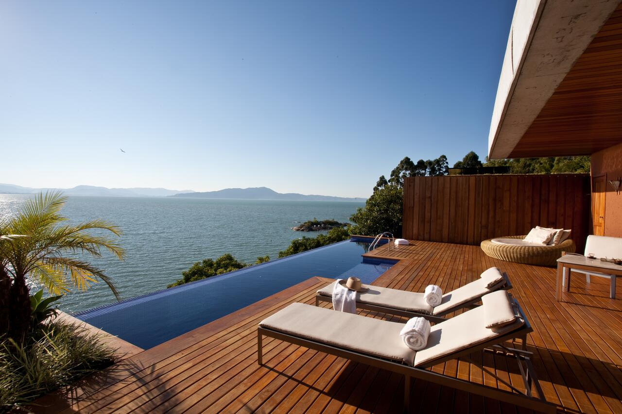 Ponta dos Ganchos - Santa Catarina - hotel romantico brasil