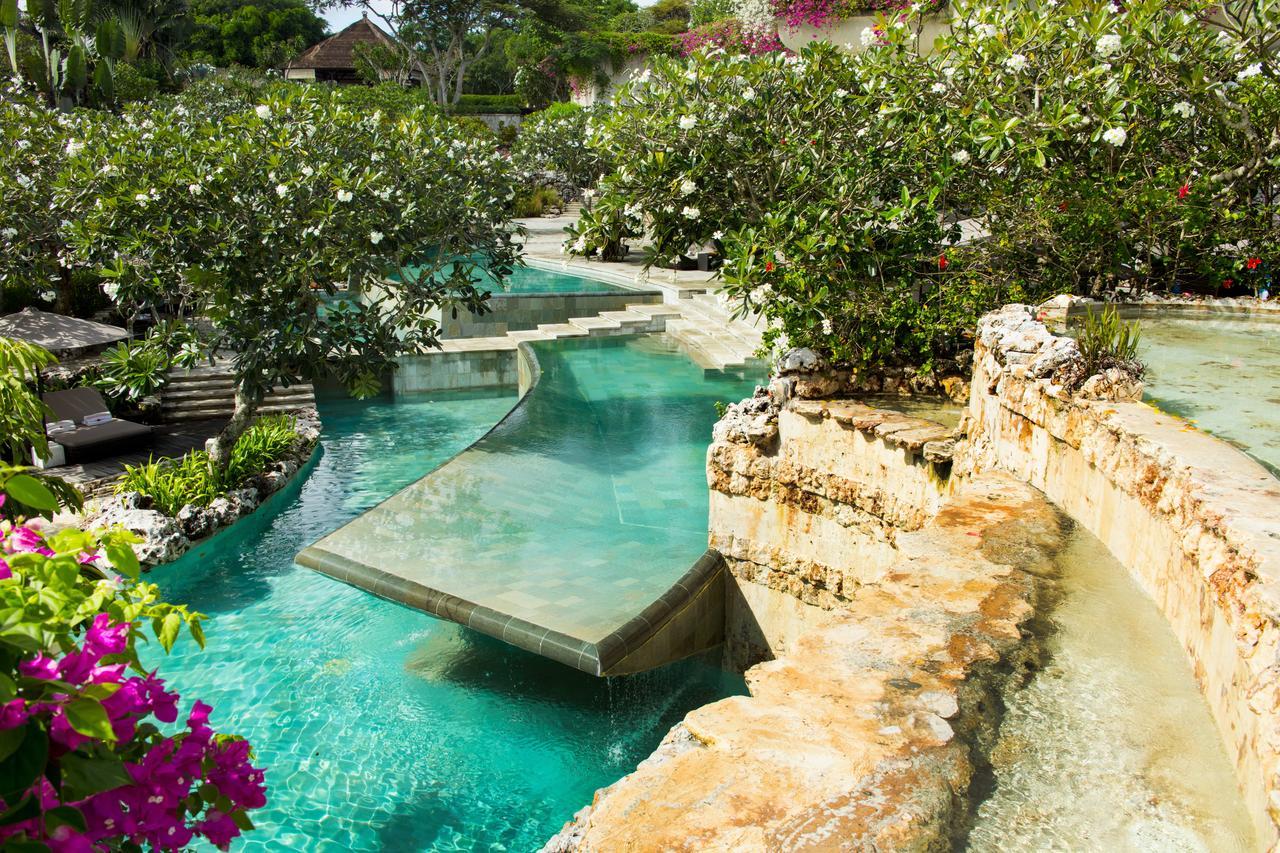 as piscinas mais lindas do mundo - ayana resort and spa pool bali