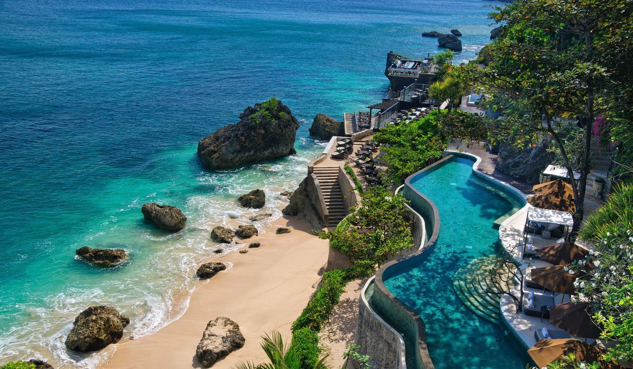 ayana resort and spa pool bali
