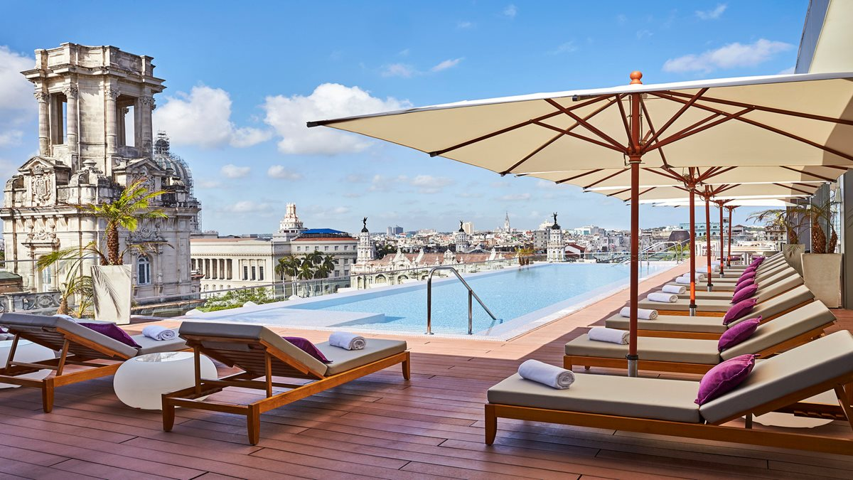 gran hotel kempinski la habana cuba pool