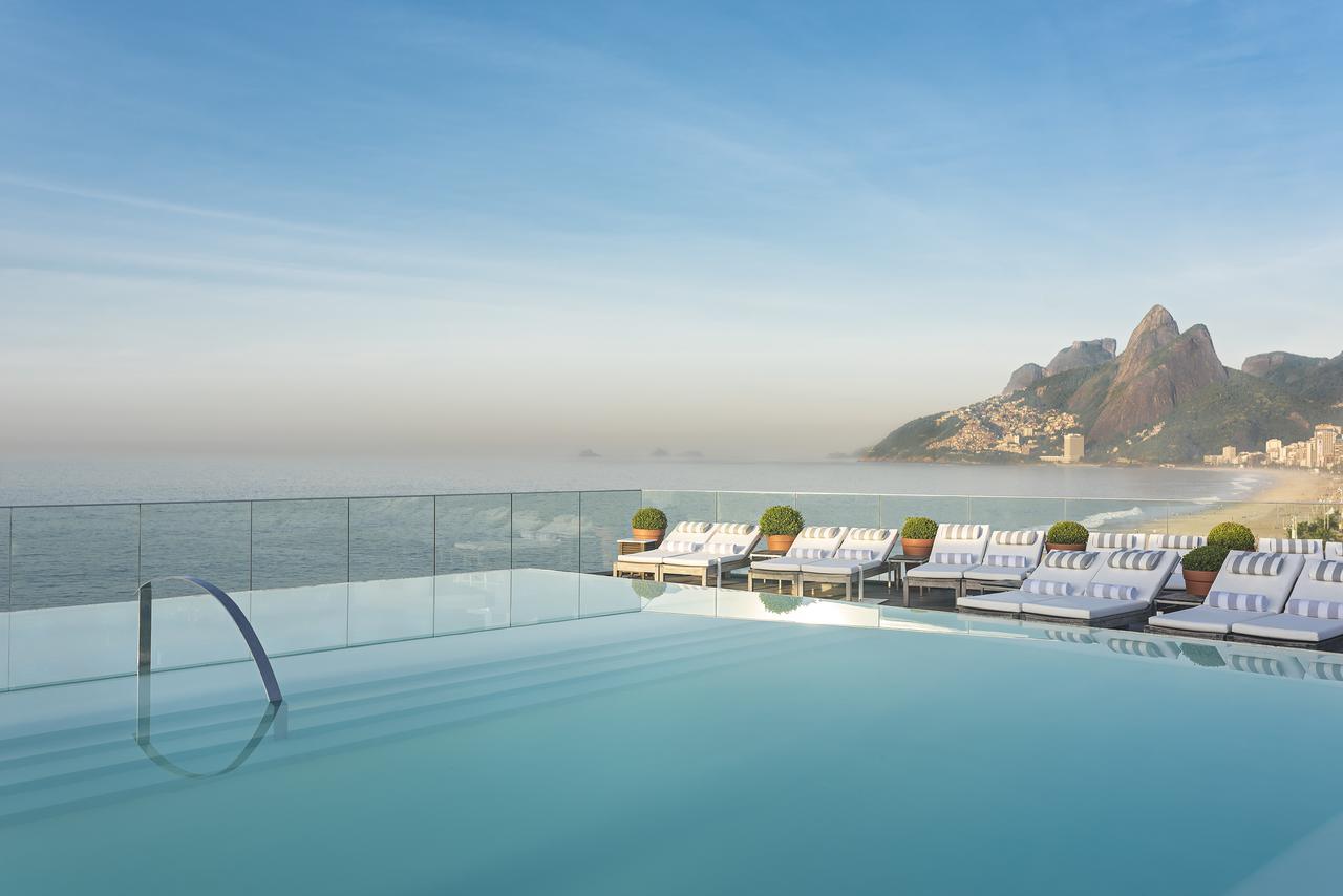 hotel fasano rio de janeiro - piscina