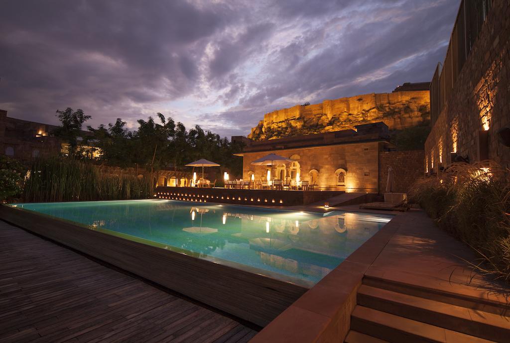 as piscinas mais lindas do mundo - raas jodhpur india