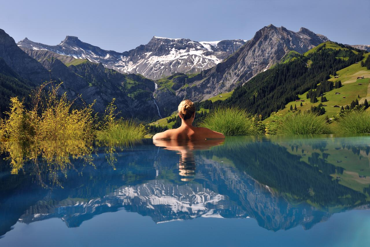 the cambrian switzerland pool